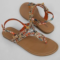 Cityclassified Almond Sandal