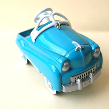 Christmas Sale Vintage Car Ornament - Car Christmas Ornament - Vintage Hallmark Ornaments - Matchbox Car Ornaments