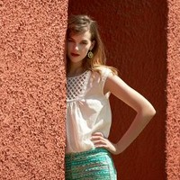 Costa Shorts by Elevenses Turquoise