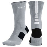 Nike Elite Basketball Crew Socks - Men's at Eastbay