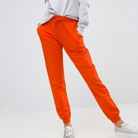 ASOS Basic Joggers with Tie at asos.com