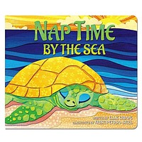 """""""Naptime by the Sea"""" Children's Book (Hardcover)"""