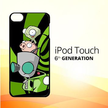 gir invader zim Z2666 iPod Touch 6 Case