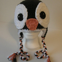 Children's Penguin Hat