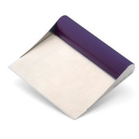 Rachael Ray Tools and Gadgets Bench Scrape Shovel, Purple