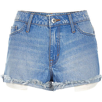 Buzzy blue ruby shorts - denim shorts - shorts - women