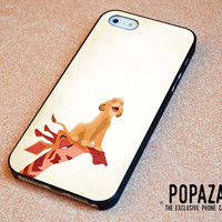 Simba The Lion King pose iPhone 5 | 5S Case Cover