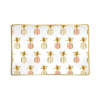 Pineapples Trinket Tray