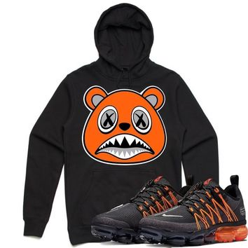 ORANGE BAWS Sneaker Hoodie - Nike Air VaporMax Utility Orange