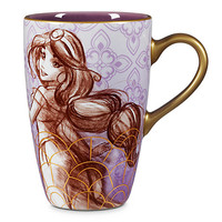 Art of Jasmine Sketch Mug