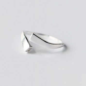 Personalized 925 sterling silver ring,a perfect gift