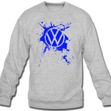 vw Sweatshirt Crew Neck