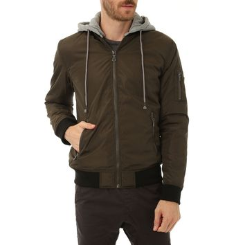 Spencer Bomber Jacket