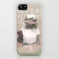 Marina And The Diamonds | ♡ Teen Idle ♡ iPhone Case by Kevin Potter | Society6