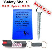 """""""Safety Sheila"""" Package"""