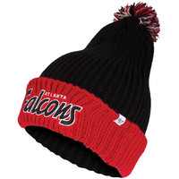 Atlanta Falcons - Logo Stepback Knit Hat
