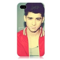 Ecell - ZAYN MALIK ONE DIRECTION 1D BOY BAND BACK CASE COVER FOR APPLE iPHONE 4 4S