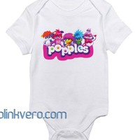 Popples Awesome Baby Onesuit Unisex Cute all size boy girl
