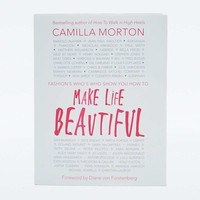 Make Life Beautiful Book - Urban Outfitters