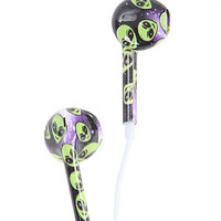 MiCase Alien Head Galaxy Earbuds