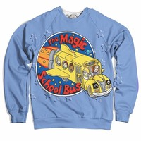 Magic School Bus Sweater