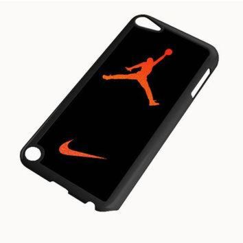 DCCKHD9 Nike Air Jordan Jump Man Air iPod Touch 5 | 4 Case