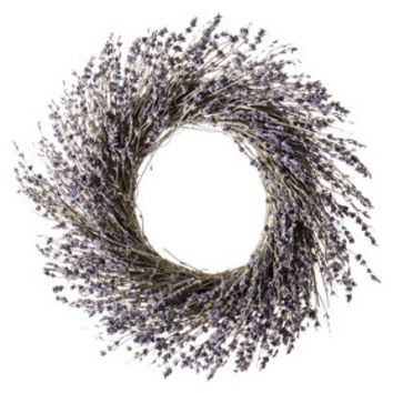 Smith & Hawken® French Lavender Wreath
