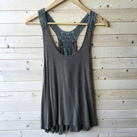 An Acid Wash Tank in Olive