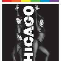 Chicago the Musical - June 2015 Playbill with Rainbow Pride Logo