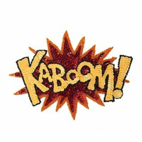 KABOOM! Sequin Patch Kit