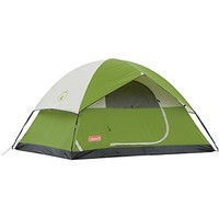 Sundome 2 Person Tent (Green and Navy color options)