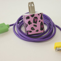 IPhone Charger Colored USB Cable-Fun Styles and Colors