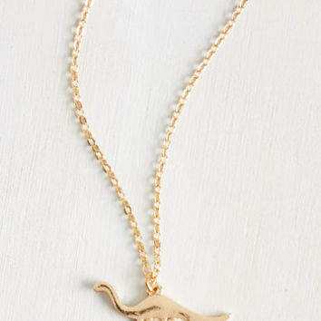 Dino and Dash Necklace