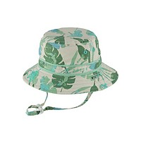 Baby Boys Bucket Hat Sonny Green Small by Tank Stream Design