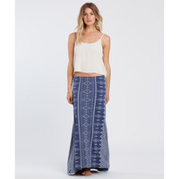 Billabong Women's Alone With You Maxi Skirt