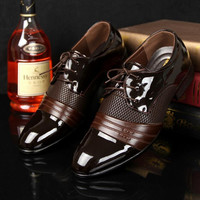 Men's Quality Designed Leather Dress Shoes