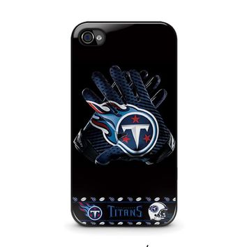 TENNESSEE TITANS FOOTBALL iPhone 4 / 4S Case Cover