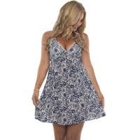 Wild Bloom Summer Dress