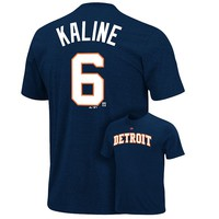 Majestic Detroit Tigers Al Kaline Cooperstown Collection Tee