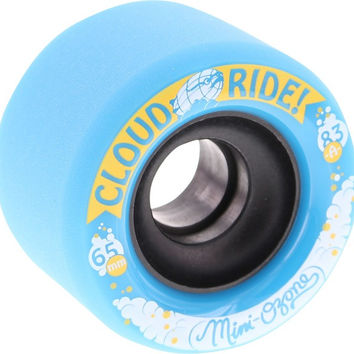 Cloud Ride! Ozone Mini 65mm 83a Longboard Wheels