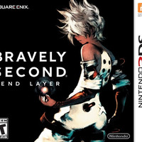 Bravely Second: End Layer - Nintendo 3DS (New)