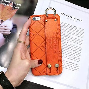 Hermes Fashion iPhone X XR XS XS MAX Phone Cover Case For iphone 6 6s 6plus 3351bd8a3