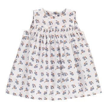 Marni Baby Girls Printed Top & Bloomer Set