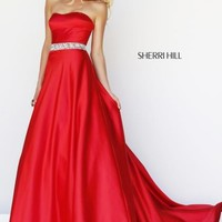 Sherri Hill 21276 at Prom Dress Shop