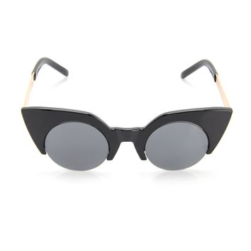 Sky Room Sunglasses - Black