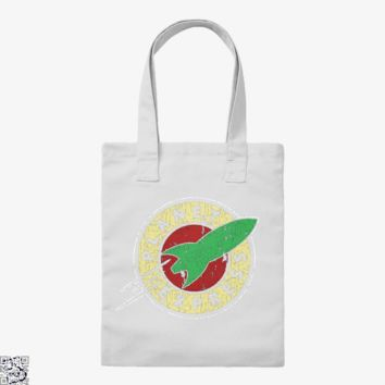 Planet Express 2, The Simpsons Tote Bag