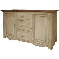 Country French Buffet - French Country Furniture - Kate Madison Furniture