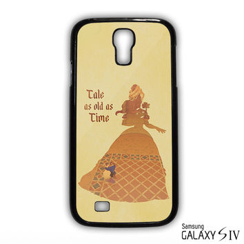 Beauty And The Beast Tale Old for phone case Samsung Galaxy S3,S4,S5,S6,S6 Edge,S6 Edge Plus phone case