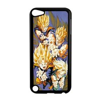 Dragon Ball Super Sayans iPod Touch 5 Case