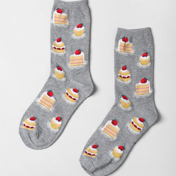 Strawberry Shortcake Socks